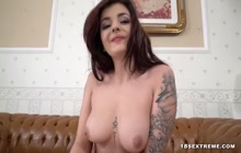 Super Kinky Slut With some nice tattoos in awesome fucking
