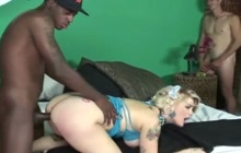 Candy Monroe interracial cuckold